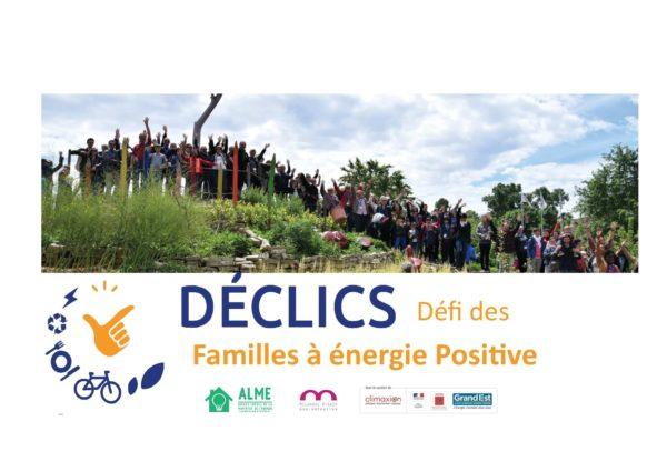 Le défi Familles à énergie positive