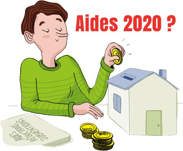 Nouveau guide Aides financières 2020