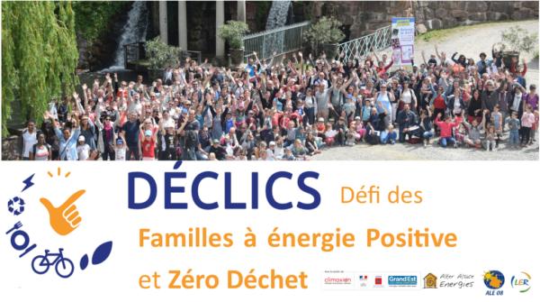 « DECLICS » Un défi qui donne envie de faire le plein d'énergie !