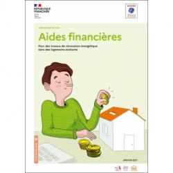 Aides financières 2021
